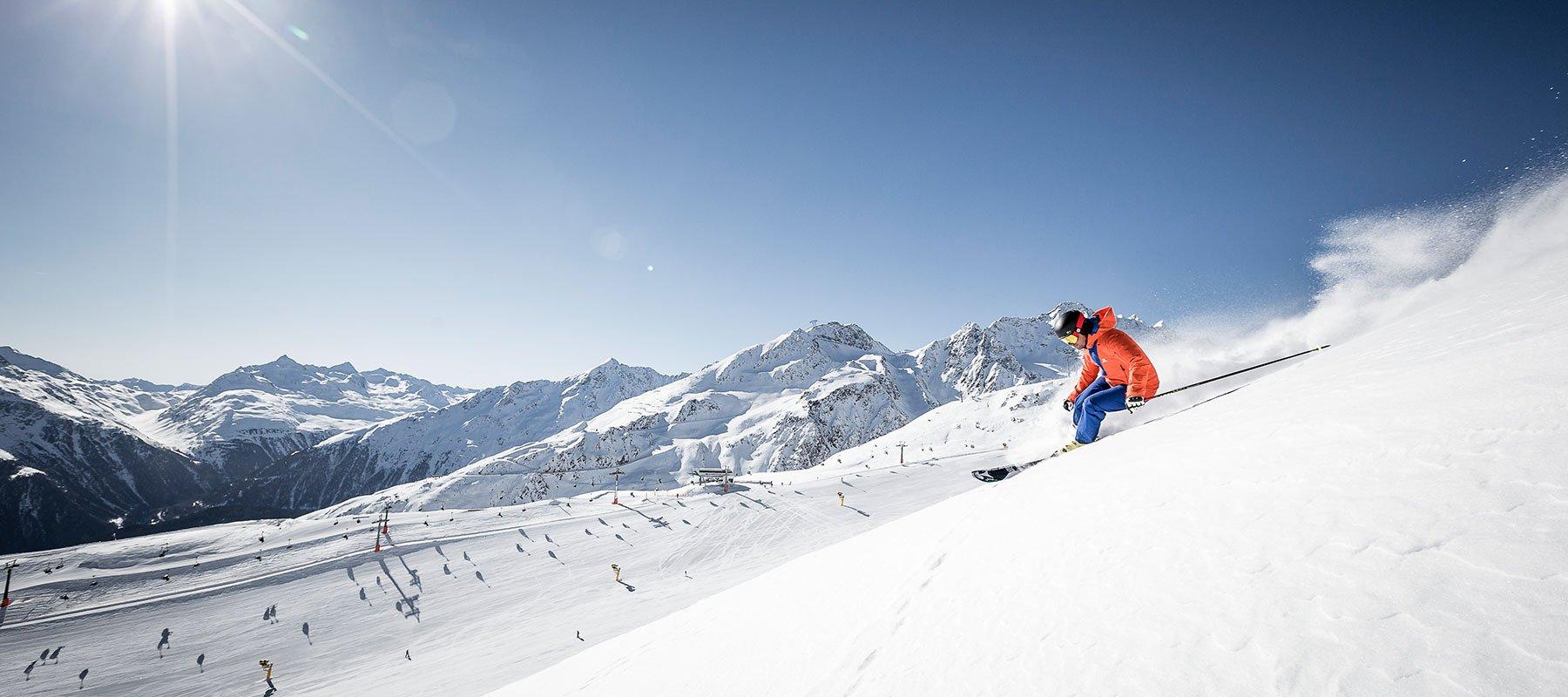 Skiurlaub im Ötztal