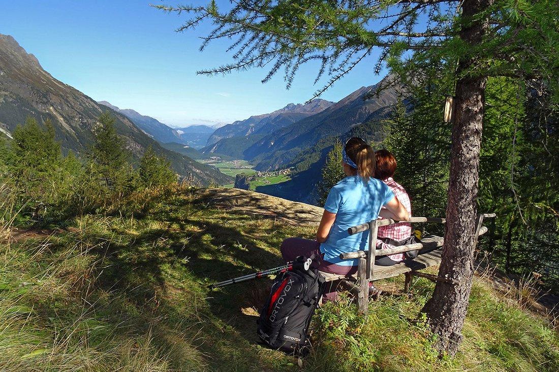 Wandern in Längenfeld