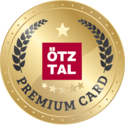 Ötztal Premium Card Accommodation