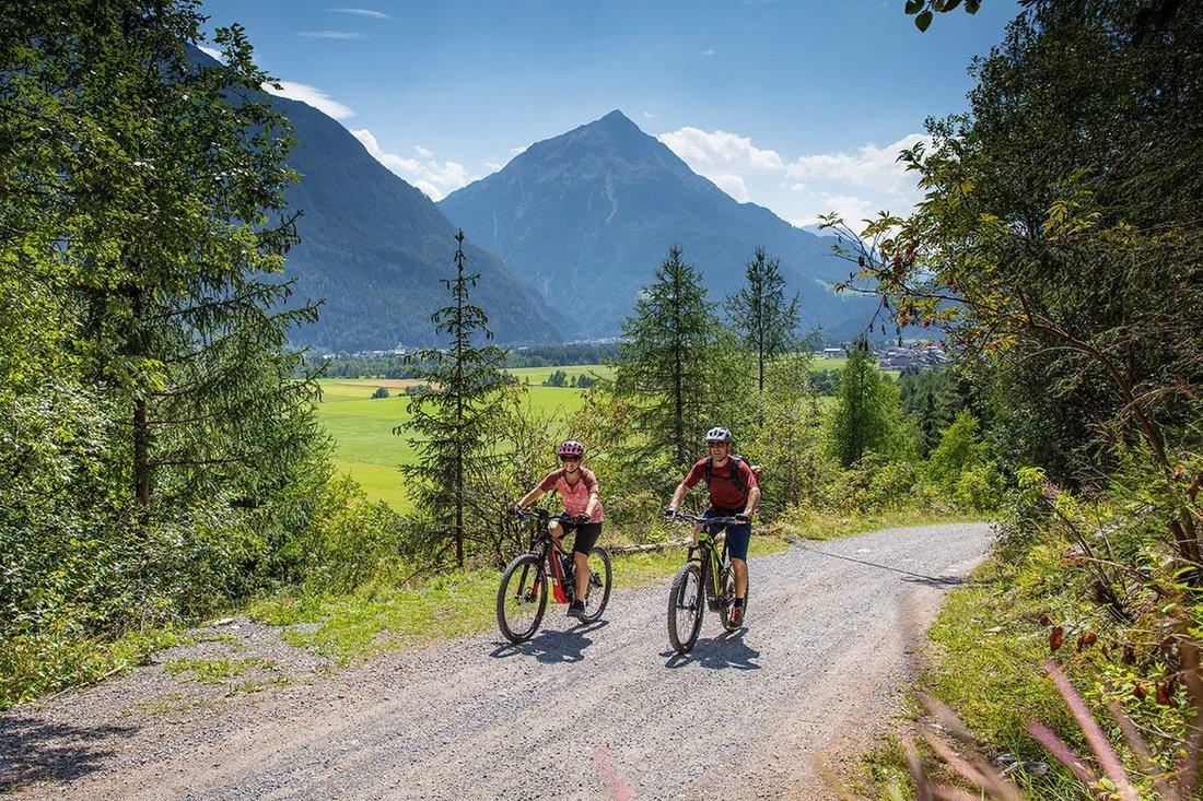 Biketour durchs Ötztal